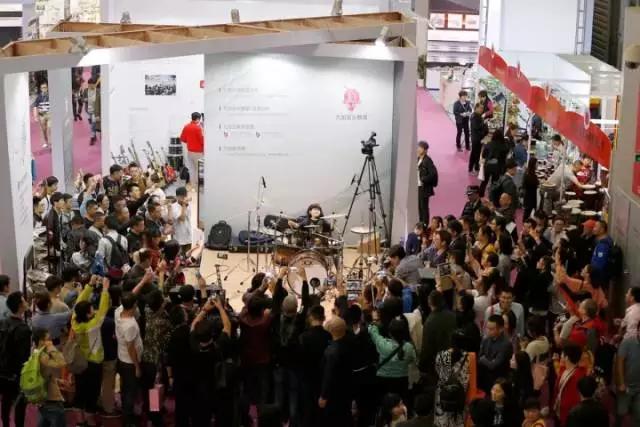 2017九拍中国(上海)国际乐器展览会大事记