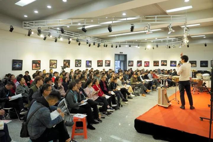 2017第五期九拍全国师资培训在九拍总部举行,首日高清大图强势来袭