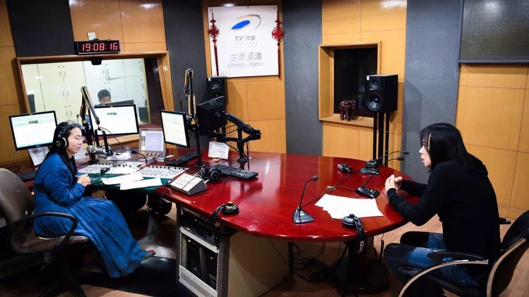九拍创始人李红育老师接受天津广播电台生活频道《创业者说》专访