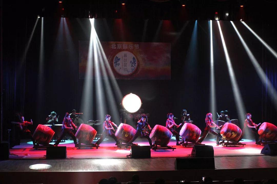 2018第三届北京鼓乐节报名通道开启啦!