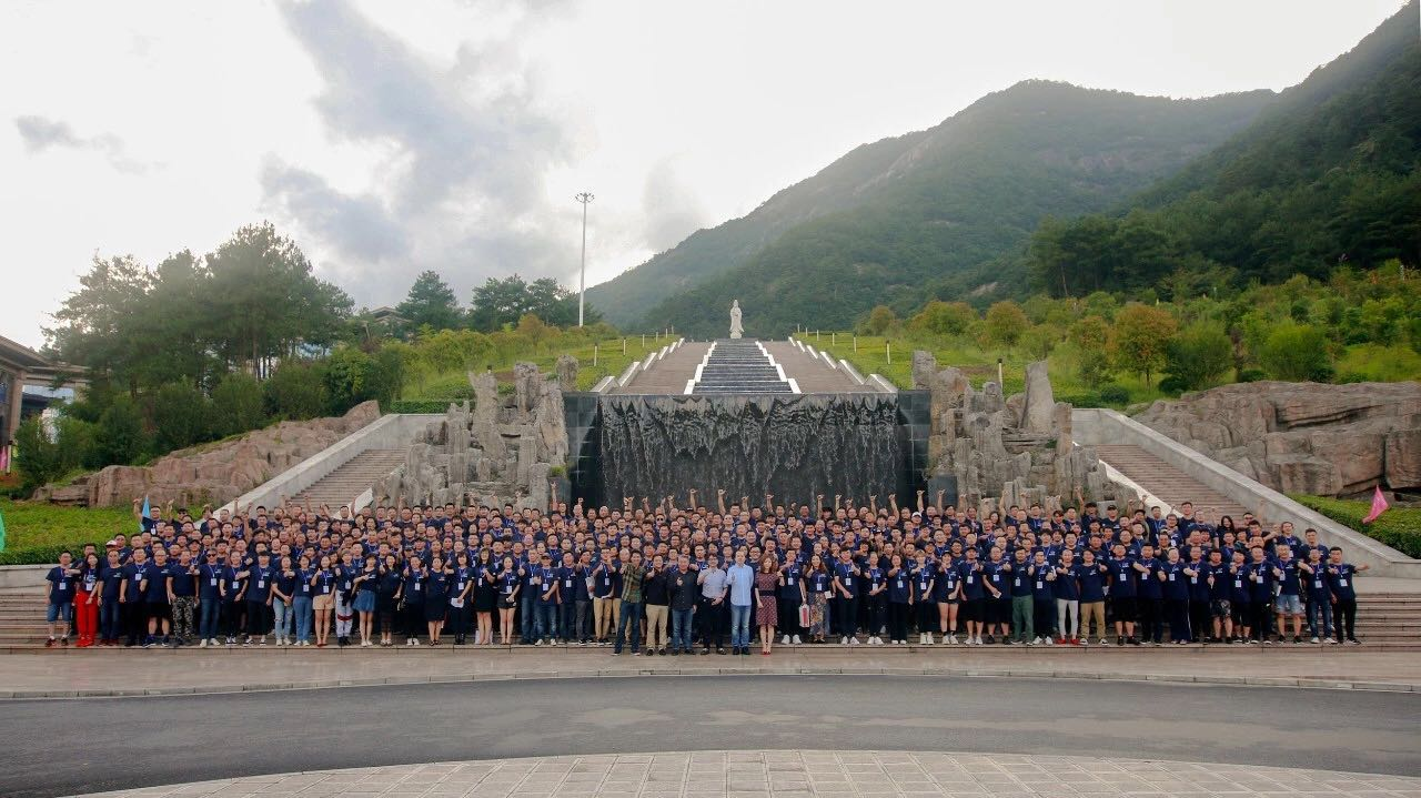 2018九拍全国负责人峰会在黄山圆满落幕