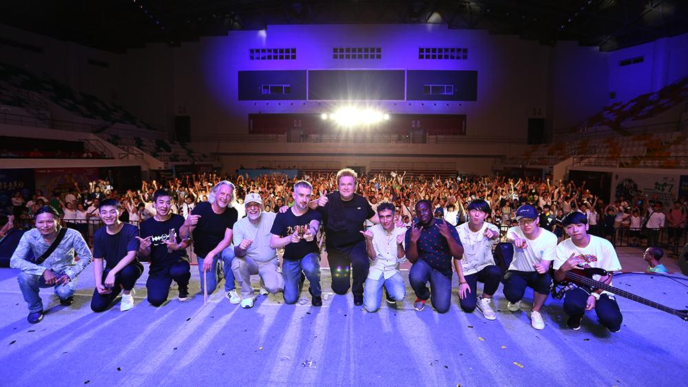 八月 相约珠海 - 九拍第八届国际鼓手节